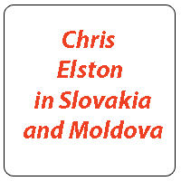 Chris Elston in Slovakia